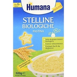 Humana Pastina Stelline Bio