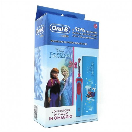 Oralb Power Spazzolino Frozen