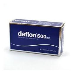 DAFLON 500 mg 60 cpr