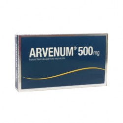 ARVENUM 500 mg 60 compresse