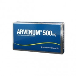 ARVENUM 500mg 30 comresse