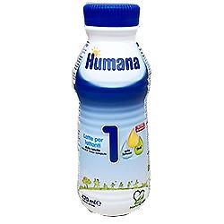 HUMANA 1 LATTE NUCLEO 470ML