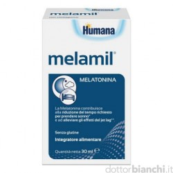 Humana Melamil gocce