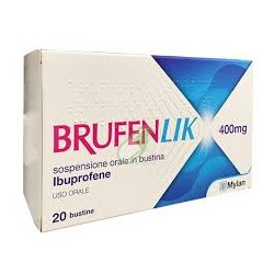 BrufenLik bustine