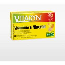 Vitadyn Vitamine e Minerali 30 cpr effervescenti