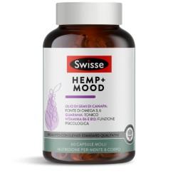 Swisse Hemp+mood 60 cps