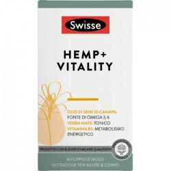 Swisse hemp+vitality 60cps