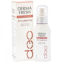 Dermafresh Deo pelle sensibile emulsione spray