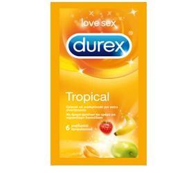 DUREX TROPICAL