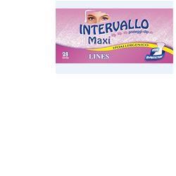 LINES INTERVALLO MAXI